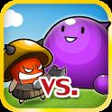 Slime vs. Mushroom icon