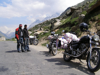 Hydration Break post Rohtang Pass