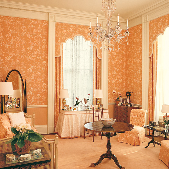 white house master bedroom obama east wing tiny clues on decorating the white house 20154