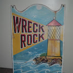 Wreck Rock Sign