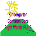 Kindergarten CC Sight Words + icon