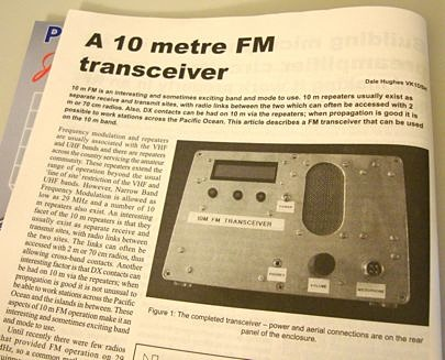 marxy's musing on technology: Amazing transmitter that uses