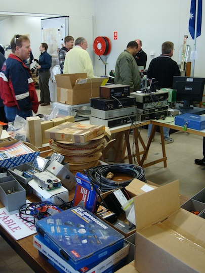 marxy's musing on technology: Blue mountains amateur radio