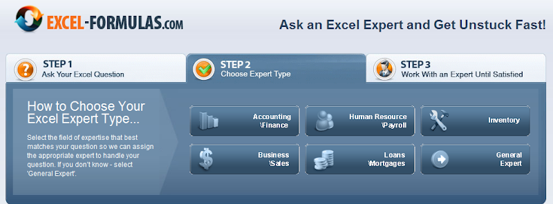 Solve Your Excel Problems With Experts Advice Through Excel-Formulas