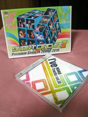 i ve mania tracks vol iii short circuit iii premium show in tokyo