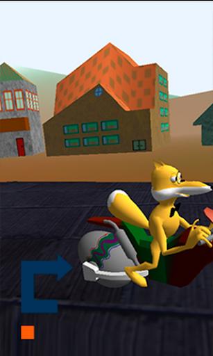 【免費個人化App】Running For Easter 3D LWP-APP點子