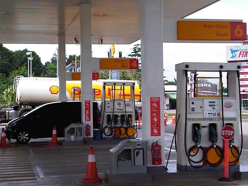SPBU Shell Cibubur - Indonesia