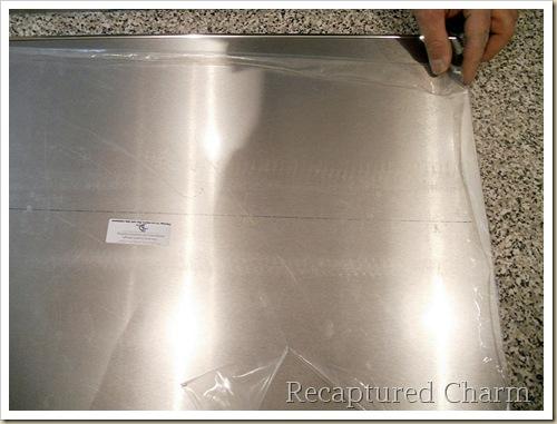 Kitchen Backsplash Plastic Adhesive