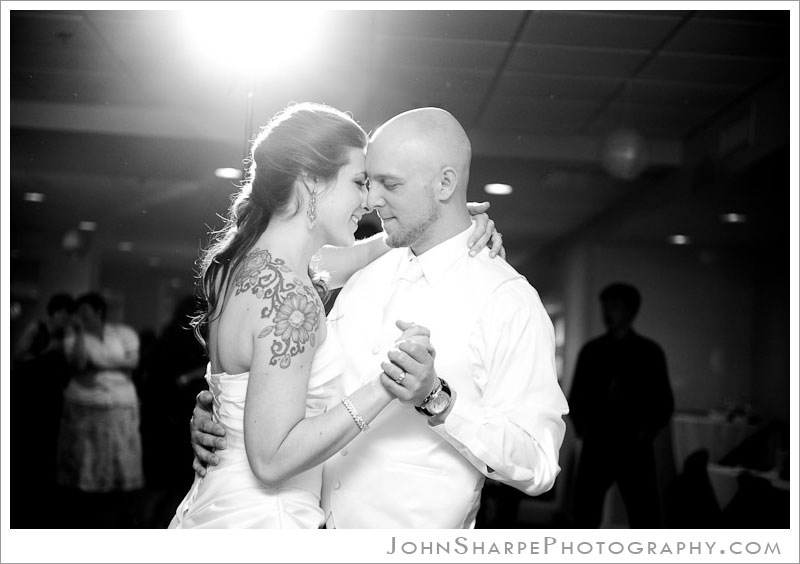 Mi Famiglia St Cloud First Dance Wedding Photography
