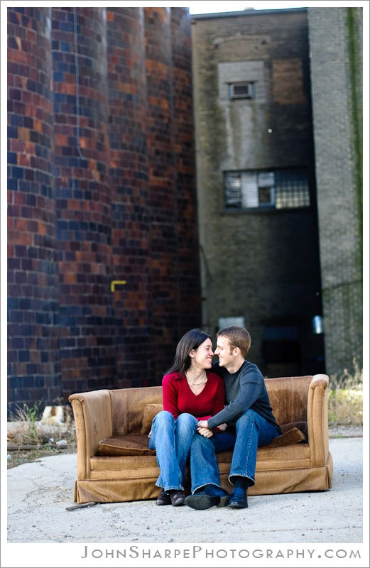 St Paul Wedding Engagement Photography
