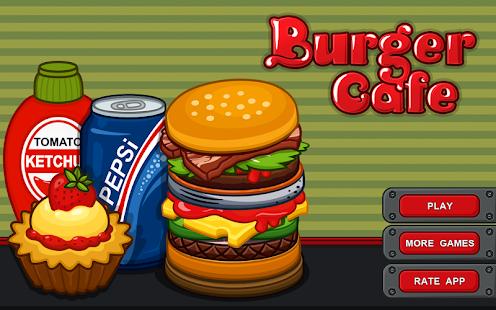 Burger Cafe HD