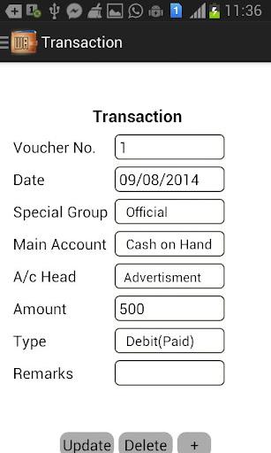 Wallet Account Full Version