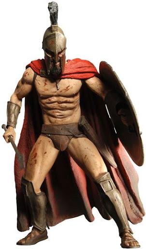 soldado espartano