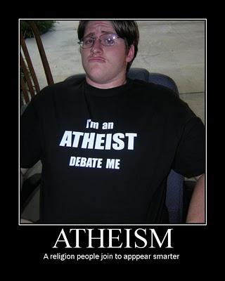 Atheism, debunking atheists,religion