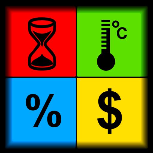 Convertir / Proportions Icon