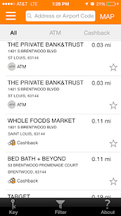 MasterCard Nearby - screenshot thumbnail