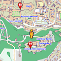 Salzburg Amenities Map