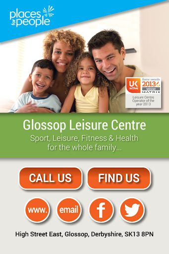 Glossop Leisure Centre