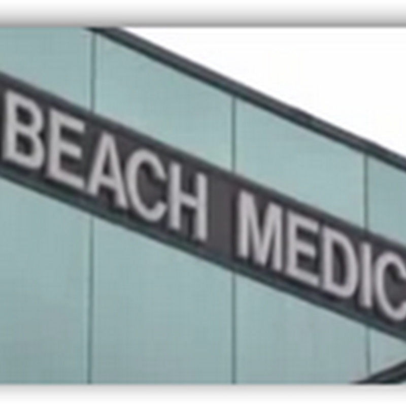 Window Washer Electrocuted While Washing Working at Huntington Beach Medical Office