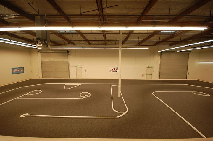 Tq Rc Racing In Chino California Indoor Carpet Track