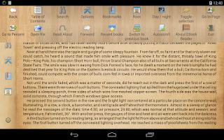 Screenshot of EBook Reader & Free ePub Books