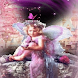 Angel Baby In Pink LWP