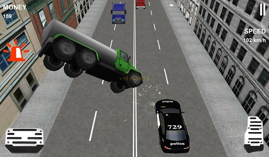 Police Traffic Racer- screenshot thumbnail
