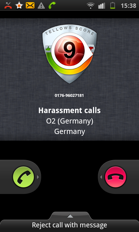 tellows – Know who calls you! - screenshot