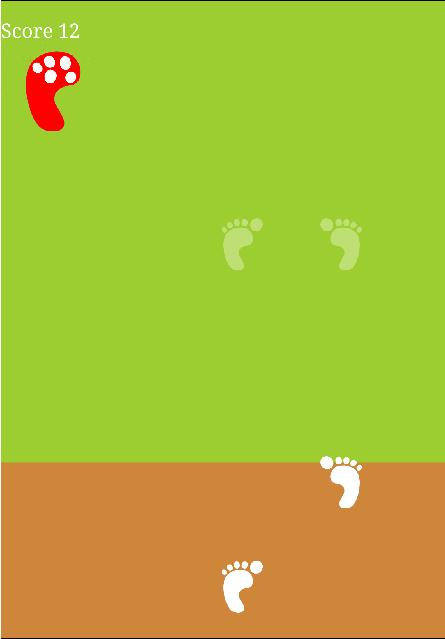 Bare-Feet 8