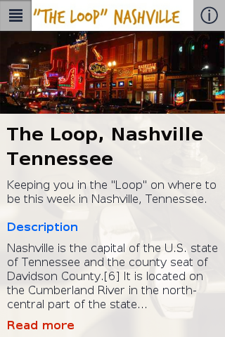 The Loop, Nashville Tennesse- screenshot