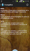 Screenshot of Santa Biblia RVR1960