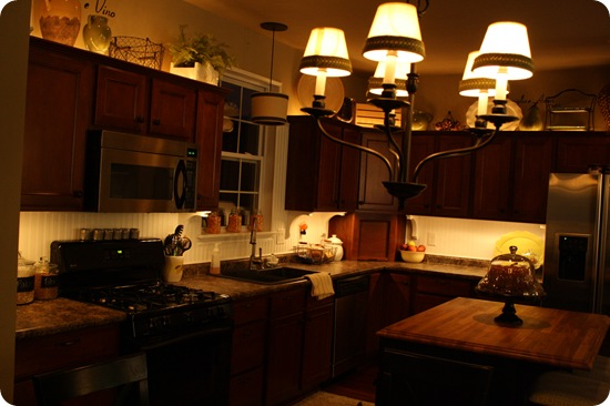 kitchen mood lighting mood lighting in the kitchen from thrifty decor 2320