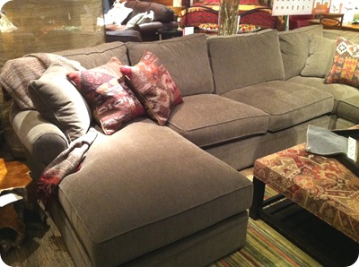 The Sofa Search An Update From Thrifty Decor Chick