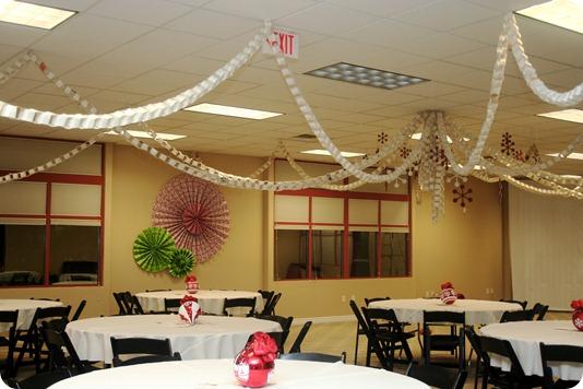 Company Christmas Party Decor O Whipperberry