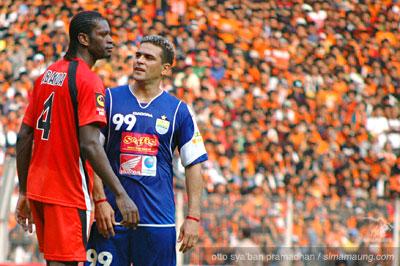 Abanda Herman Persib Bandung