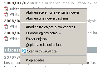 vtzilla virus scan before you download