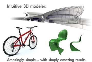 Bonzai 3D Modeling Software