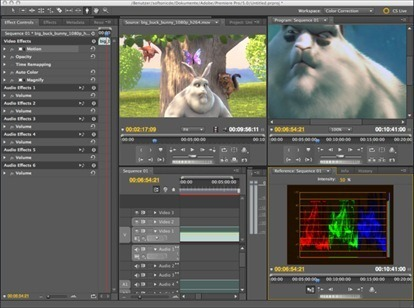 Adobe Premiere Pro for Mac OS
