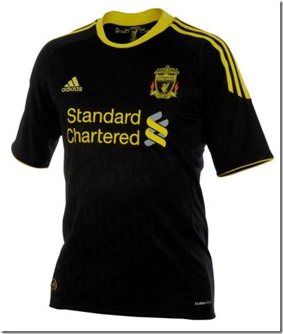 e73d0fb7256 Liverpool FC new third away kit 2010-2011 ~ Red s Fury™