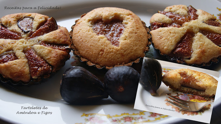 Figs with Almond Tartlets Temptation Recipe