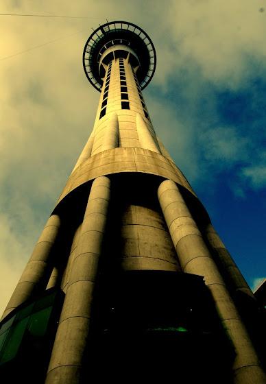La skytower está ubicada en la ciudad de Auckland en Nueva Zelanda