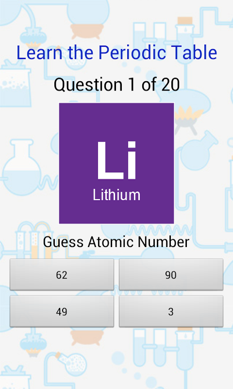 Periodic Table Puzzle | Chemistry Learning Game