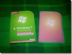 Windows Vista 2 Box