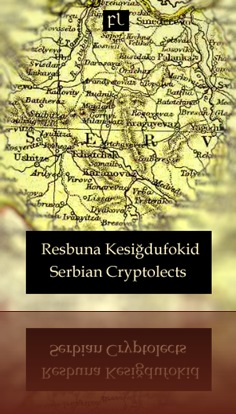 Serbian Cryptolects Cover