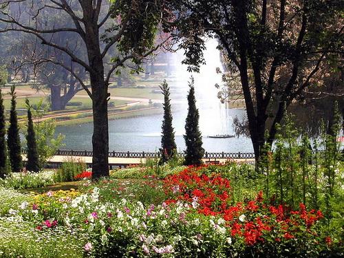 Maymyo Kandawgyi Garden