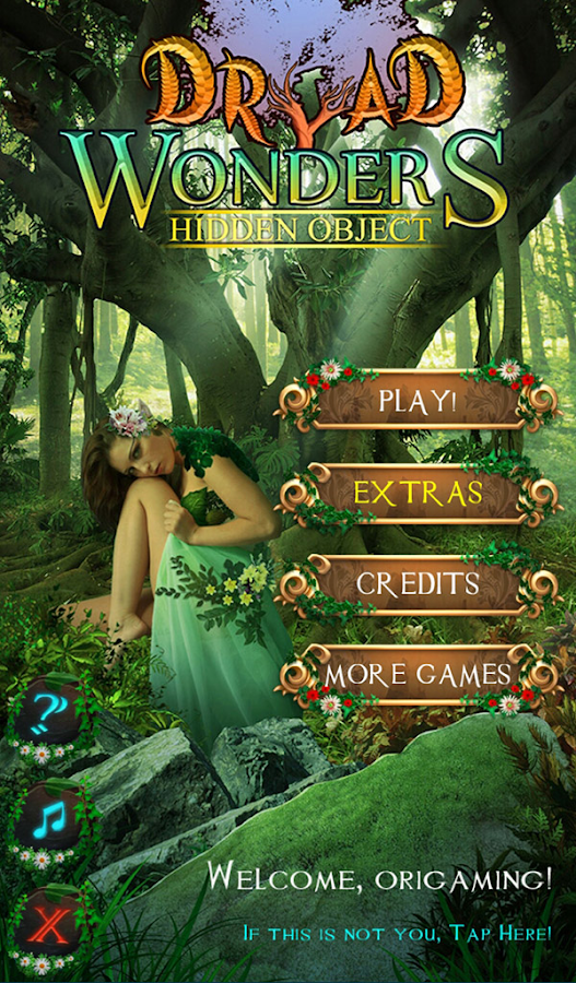 Hidden Object - Dryad Wonders- screenshot