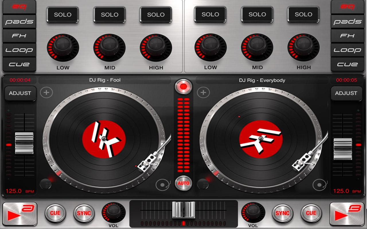 virtual dj online mixer game