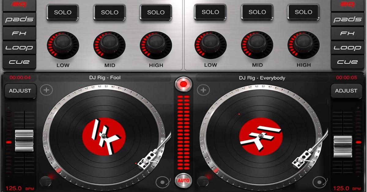 Download free virtual dj mixer pro v5 0 6 android apk games