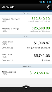 First Internet Bank Mobile - screenshot thumbnail