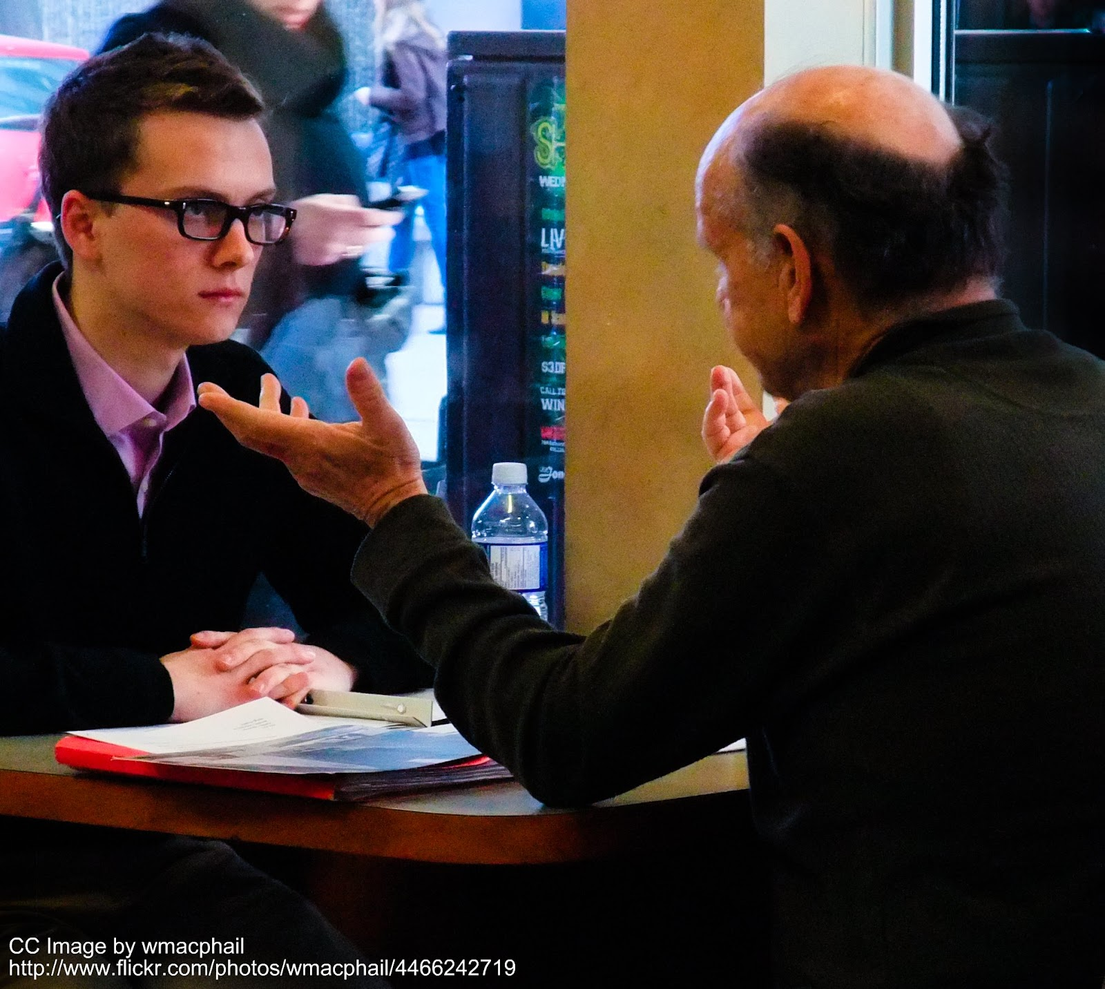 career advice why candidates should avoid the ambush bringing your resume to informational interviews you scored an informational interview an influential manager at your target company should